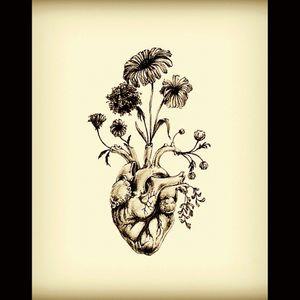 #flower #floral #blackAndWhite