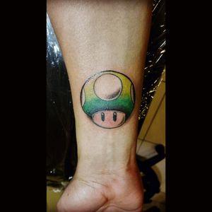 #color #supermario #tattoocollector #creativetattoos #newcolors #tattooart #tattoo #tattodo