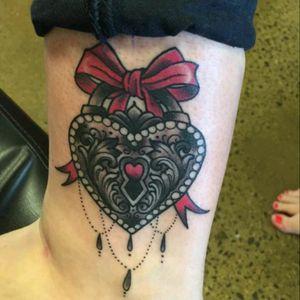 #ankletattoo #tattoos #ankle