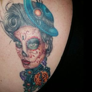 Beautiful lady Starlight tattoo Newzealand