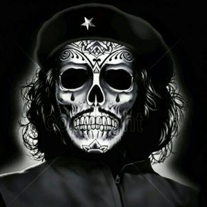 #cheguevara #sugarskull #skull #revolution