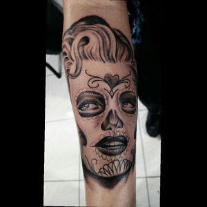 #dreamtattoo #marilynmonroe #tattomarilynmonroe #portraittattoo #famous #moviestar #myworldofink