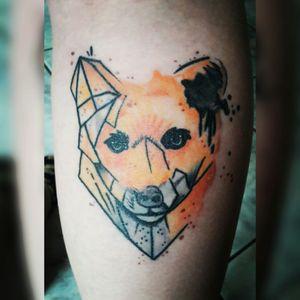 #Tattoo #TattooWork #AlienStudio #TheFox