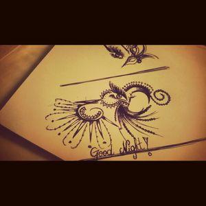 #tat #ink #sketch #drawing #draw #eyes #pencil #artsy #oriental #mood #ink