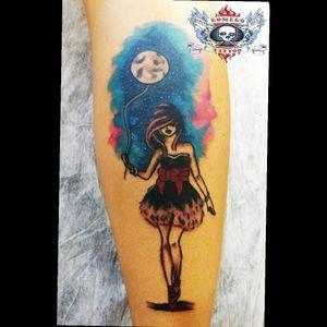 By Romero Tattooink #romerotattooink