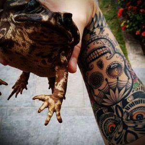 #owl #eternalink #tattoo