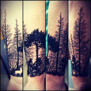 #dreamtattoo #trees