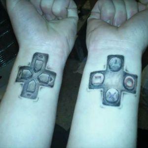 Playstation tattoos #playstation #Tattoodo