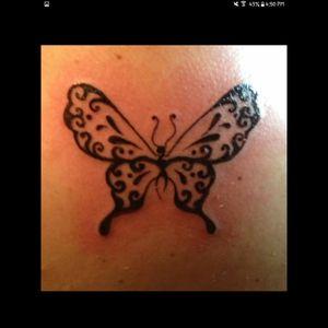 #butterflytattoo