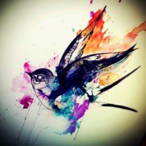 #dreemtattoo #sparrow #wanderlust
