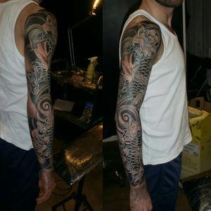 #tatoueur #tatoueurs #tatoueurparis #joigny #inked #tattoo #bourgogne #faktattoo #tatooed #ink #koifishtattoo #tatooed #tattoodrawing