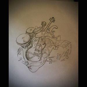 #rafa-Tattoo #sketch #pencildrawing