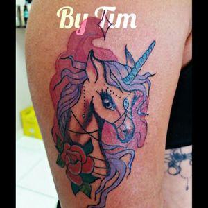#tattoocolorida #tattoodelicada #tattoofemale