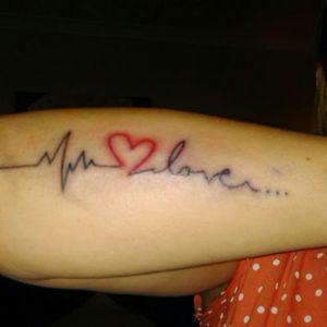 my heart beats love xx