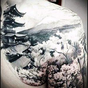 #TattooTemple #orientaltattoo