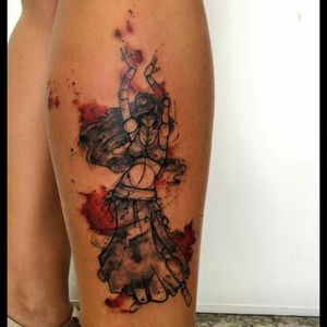 #tattoo #sketch #watercolor #tattooartist #RJ #JohnNeedle #watercolortattooartist #