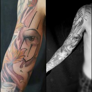 #tattoo #chicanostyle #tattoochicano #tattoobogota