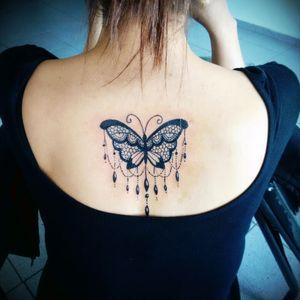 #tattooofday #tattoo #electricinkpigments #tattooed #tattoobutterfly #monalisastudiotattoo