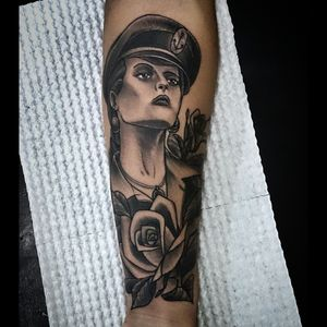 #tattoo #tatuagem #tat2 #womantattoo #blackandgrey