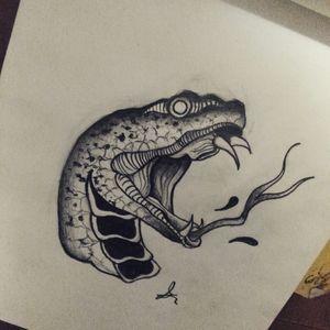 #drawing #snake