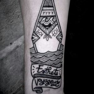 Tattoo by Noksi