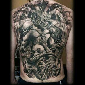 inkedd.net 9 Unreal Full Back Tattoos - Page 1