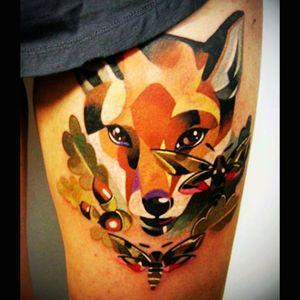 #fox #berry #nature