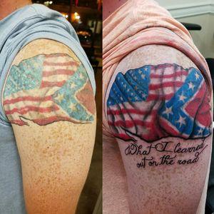 #rework #americanflag o