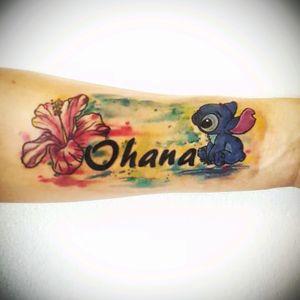 #LiloandStitch #ohanameansfamily