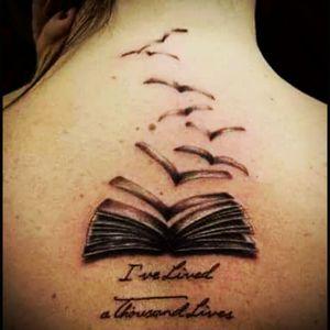 Book lovers unite!! #books #reading #livedathousandlives