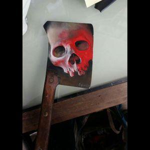 #painting #skullreference#calaveratattoo