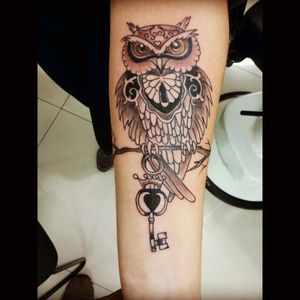 Tatuador Glauco Moraes