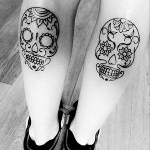 #mexicandeath #tattooaddict #mexicantattoo #deatheater