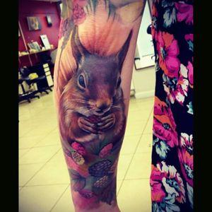 #squirrel #eating #lovenature