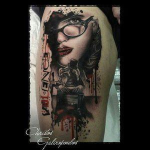 #blackandgrey #portrait #tattooartist #ink #tattoo #storytelling #lettering