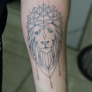 #Artfusion #Sinedtattoo #Tattoododia #Tattoolion #Tattoonovaiguaçu #Brasiltattoo