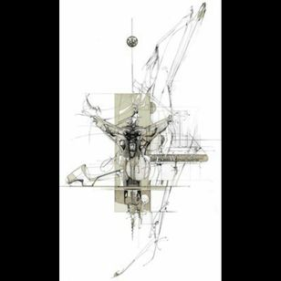 #megandreamtattoo architecture is my #life #passion #career I would like something like this conceptual sketch to mark my commitment to #architecture #architecturetattoos