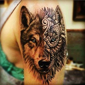#Wolf #mynexttattoo