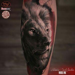 #kingofthejungle #lion #lionhead #animal #realism #realistic #tattoo #dreamtattoo #inked #art #tattoos