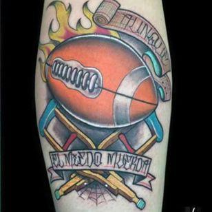 By David nuca, irezumi tattoo (spain) #rugby #newschool