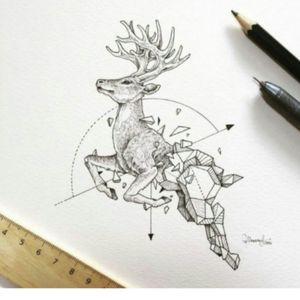 #deer #shapes