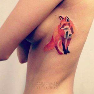 #fox #saturation #colour #painful #pretty