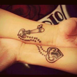 #couplestattoo <3 #tattoolover