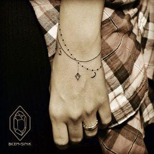 #simple #bracelet #minimalist