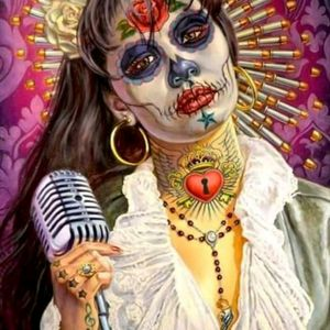 #meagandreamtattoo #meganmassacrecontest #selena #diadelosmuerto would be an awesome tattoo from u