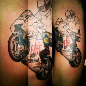 #tattooaddict #tattoosbyleo #motoGP MotoGP #ValentinoRossi