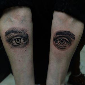 #eye #eyestattoo #tattooeyes #bngtattoo #realism #tattoorealism #thebesttattoo