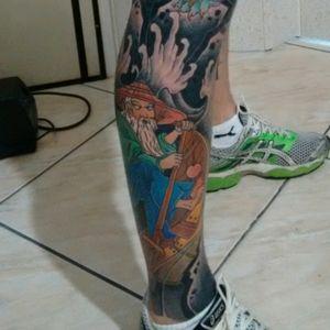 #orientaltattoo #tattoooriental