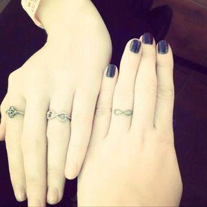 Infinity ring tattoo #infinity #tattoo