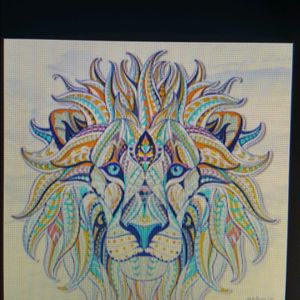 #megandreamtattoo with your amazing coloring and creativity